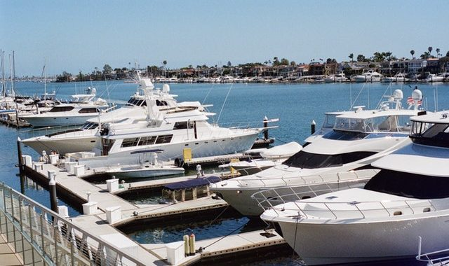 Yacht Club Insurance is Designed for Peace of Mind