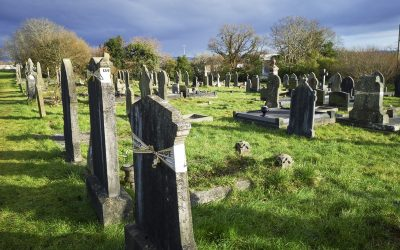 Three Ways to Keep Your Cemetery Safe