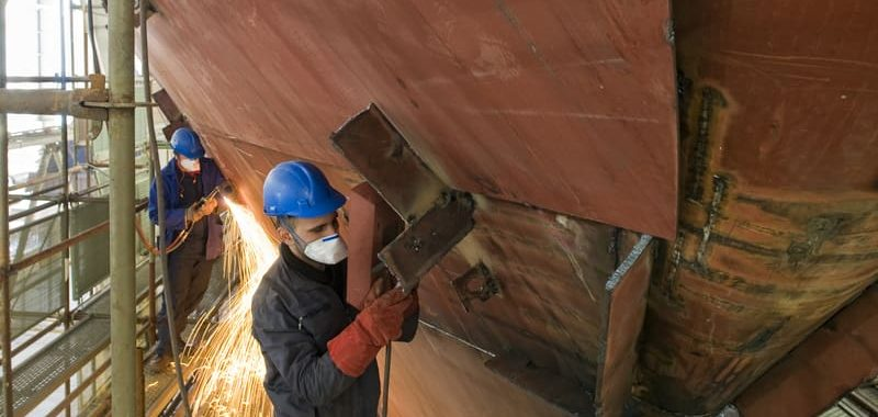 What Goes Into Insurance for Boat Builders